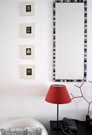 Home Decor Photo Frames Diy Easy Glass Tile Mirror Frame Hometalk