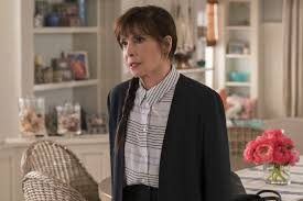 Talia Shire Topless - who is teddy on grace and frankie decider