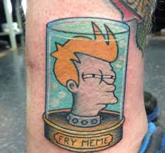 bad meme tattoos 21 photos thechive