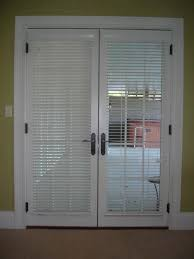 Magnetic Blinds For French Doors French Door Blinds Designs And Styles Collections Home Decor News