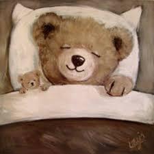 cadre ourson chambre bébé decoration chambre bebe ourson tableau ourson chambre bebe