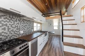model home interior designers new tiny house features contemporary design details curbed