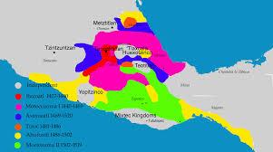 Spanish Speaking Countries Map Aborigines Of Mexico U2013 Access Genealogy