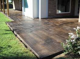 Stamped Concrete Patio Design Ideas by Gallery For Patios We Also Provide Stained Concrete Installation