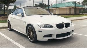 first bmw car ever made e92 bmw m3 review the only v8 bmw m3 ever made youtube