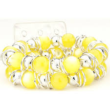 yellow bracelet images Gum drops yellow corsage bracelet corsage creations jpg