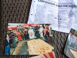 the world u0027s largest empanada weighed 1 200 pounds munchies