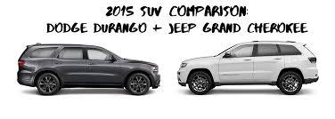 compare dodge durango suv comparison dodge v jeep