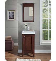 Fairmont Vanity Cabinets Fairmont Designs 1513 V1816 Shaker Americana 18 X 16 Inch Vanity