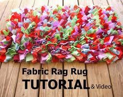Rag Rug Friendship Bracelet 18 Twined Rag Rugs Rag Rug Friendship Bracelets