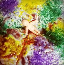 mardi gras king cake baby king cake crisis averted