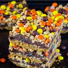 reese s magic cookie bars recipe for thanksgiving