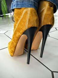 yellow boots s shoes free images leather leg fashion clothing