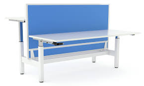Adjustable Height Office Desks by Height Adjustable Desks Standing U0026 Sit Stand Desks Office Stock