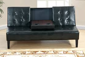 black leather twin size sofa bed steal a sofa furniture outlet