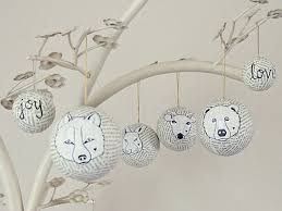 55 easy ornaments to diy ornaments paper