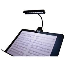 music stand light reviews hanson musical instruments music stand light 10 led s
