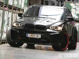custom bmw x5 g power bmw x5 m typhoon european car magazine