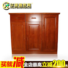 Oak Shoe Storage Cabinet Ming And Qing Chinese Classical Mahogany Furniture Wood Lockers