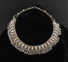 large cast silver mango trappings south india 19th century