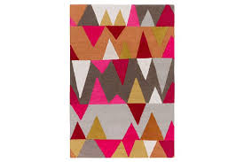 home accents rug collection home accents 5 x 7 6 rug by ashley homestore pink products