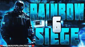 rainbow six siege con voi i love this game youtube