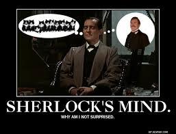 Sherlock Holmes Memes - sherlock holmes demotivational poster 4 by mrsjokerquinn on deviantart