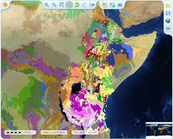Geological Map On Line Geological Maps