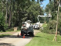 Duke Energy Florida Outage Map by Power Crews Tackle Daunting Task News Ocala Com Ocala Fl