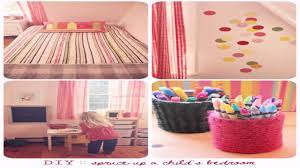 Diy Bedroom Decor by Diy Room Decorating Ideas For Small Rooms Youtube
