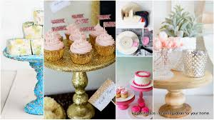 diy wedding cake stand 57 insanely beautiful diy cake stand designs to realize