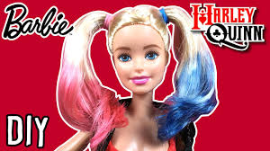 Barbie Doll Harley Quinn