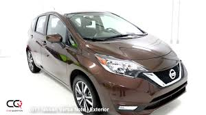 nissan versa for uber 2017 2018 nissan versa note exterior review part 1 7 youtube