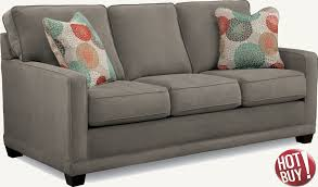 Mackenzie Premier Supreme Comfort Queen by La Z Boy Stationary Sofas And Chairs At Bedrooms Plus In