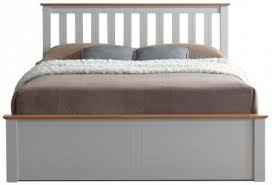 Birlea Ottoman Buy Birlea White Ottoman Bed Cfs Uk