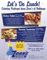 pin by zorn s of bethpage on catering
