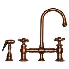 copper kitchen faucets copper kitchen faucets you ll wayfair