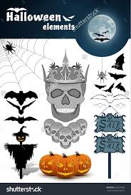halloween elements 15 best different vector seamless pattern images on pinterest