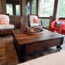 Custom Coffee Tables by Atlanta Custom Coffee Tables