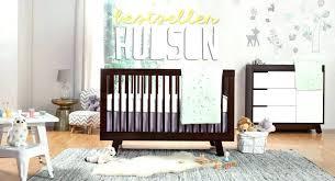 Modern Convertible Crib Mid Century Modern Crib Mid Century Modern Classic 5 In 1