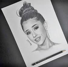 drawn celebrity awsome pencil and in color drawn celebrity awsome