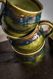 rustic mugs the blue brick inspired yarns