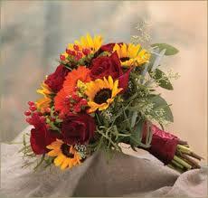 fall flowers for wedding best 25 fall flowers for weddings ideas on fall