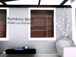 bamboo blinds roll up youtube