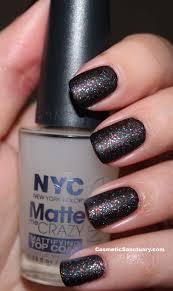 nyc u0027matte me crazy u0027 so i tried this nail polish and was so