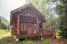 Small Cabins Accommodations Idaho Adventure Resort Guest Ranch