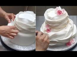 best 25 fondant ruffles ideas on pinterest ruffle cake fondant