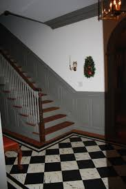 farmhouse u2013 interior u2013 the staircase paint color and wainscoting
