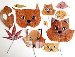 Hand Crafts For Kids To Make - 217 best leaf crafts images on pinterest fall kids crafts and