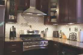 backsplash kitchen backsplash for dark cabinets best home design